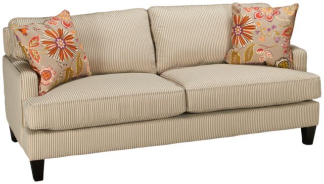 Bauhaus Lewis Stripe Sofa Sofas for Sale in MA, NH