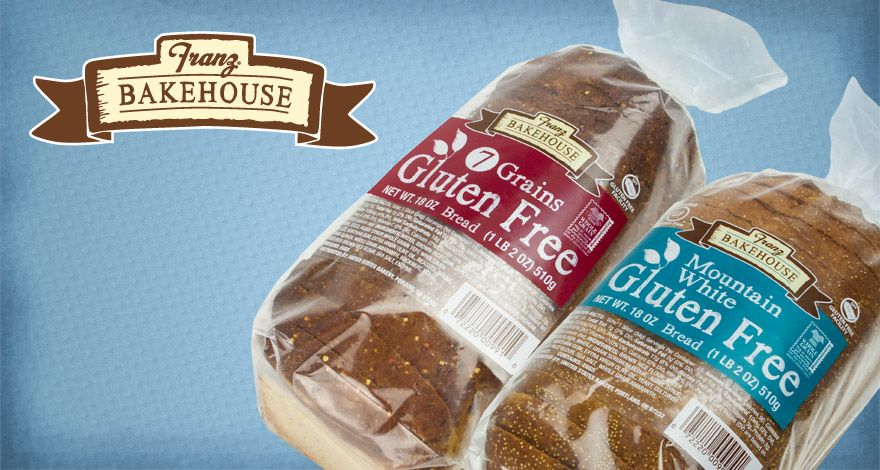 Franz Bakery Gluten Free Breads. THE BEST. Seriously