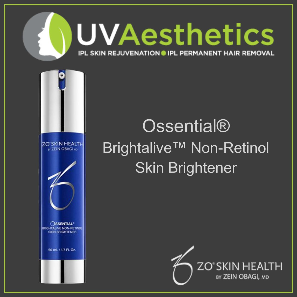 Zo Skin Health Products NonRetinol Skin Brightener