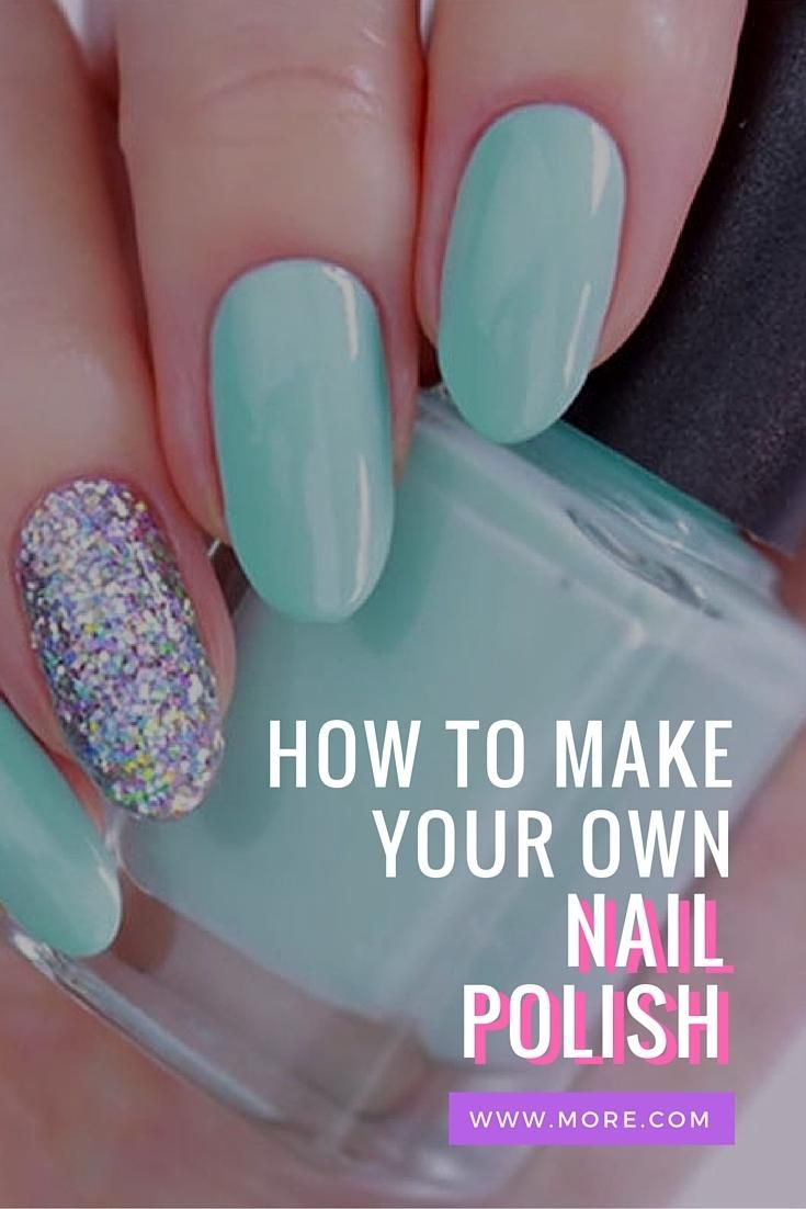 Learn To Make Your Own Nail Polish Colors With This Easy Follow Tutorial