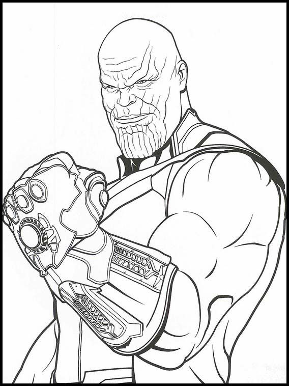 Avengers Endgame 34 Printable Coloring Pages For Kids Superhero Coloring Pages Avengers Coloring Superhero Coloring