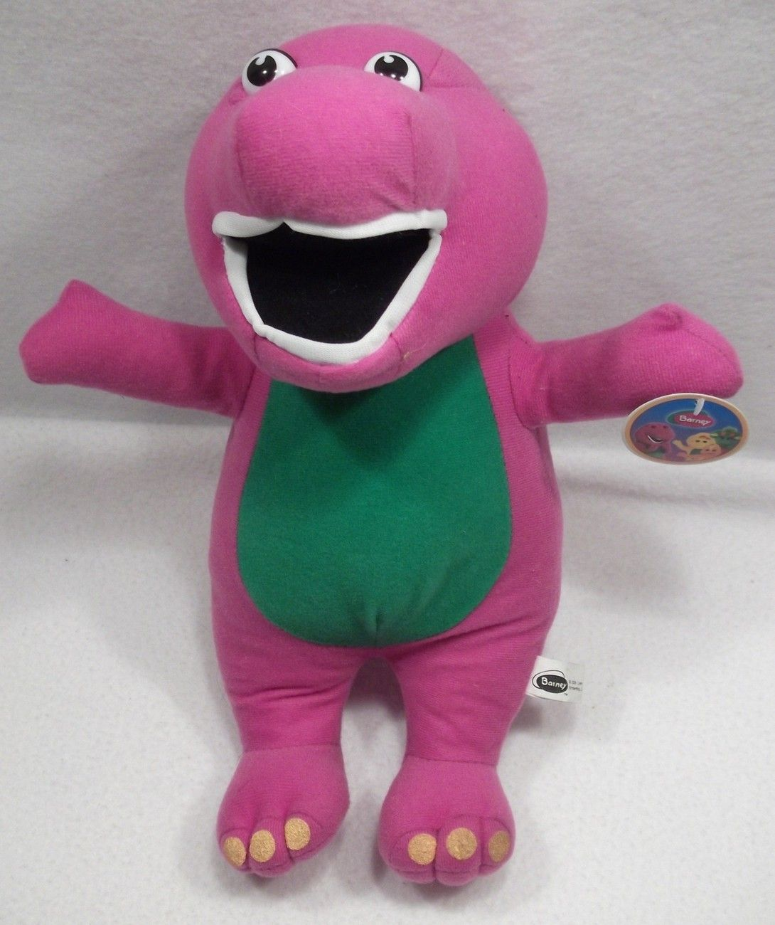 2006 barney the purple dinosaur 13