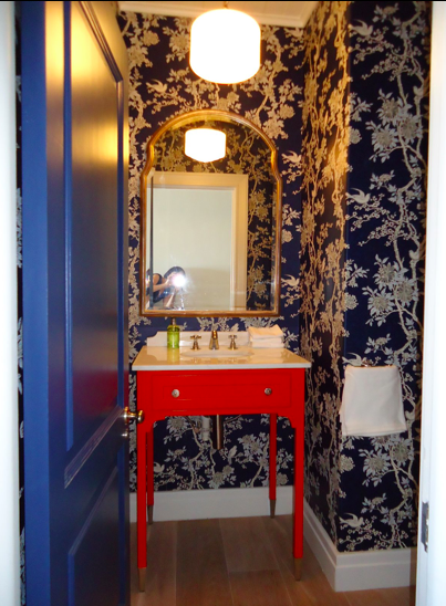 Kelly Green/ powder room | Home goods decor, Bathroom ...