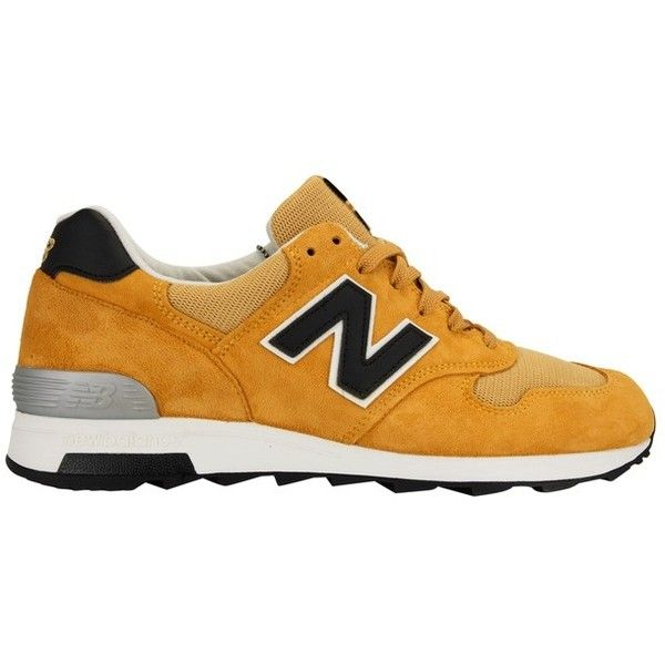 New Balance 1400 amarillo
