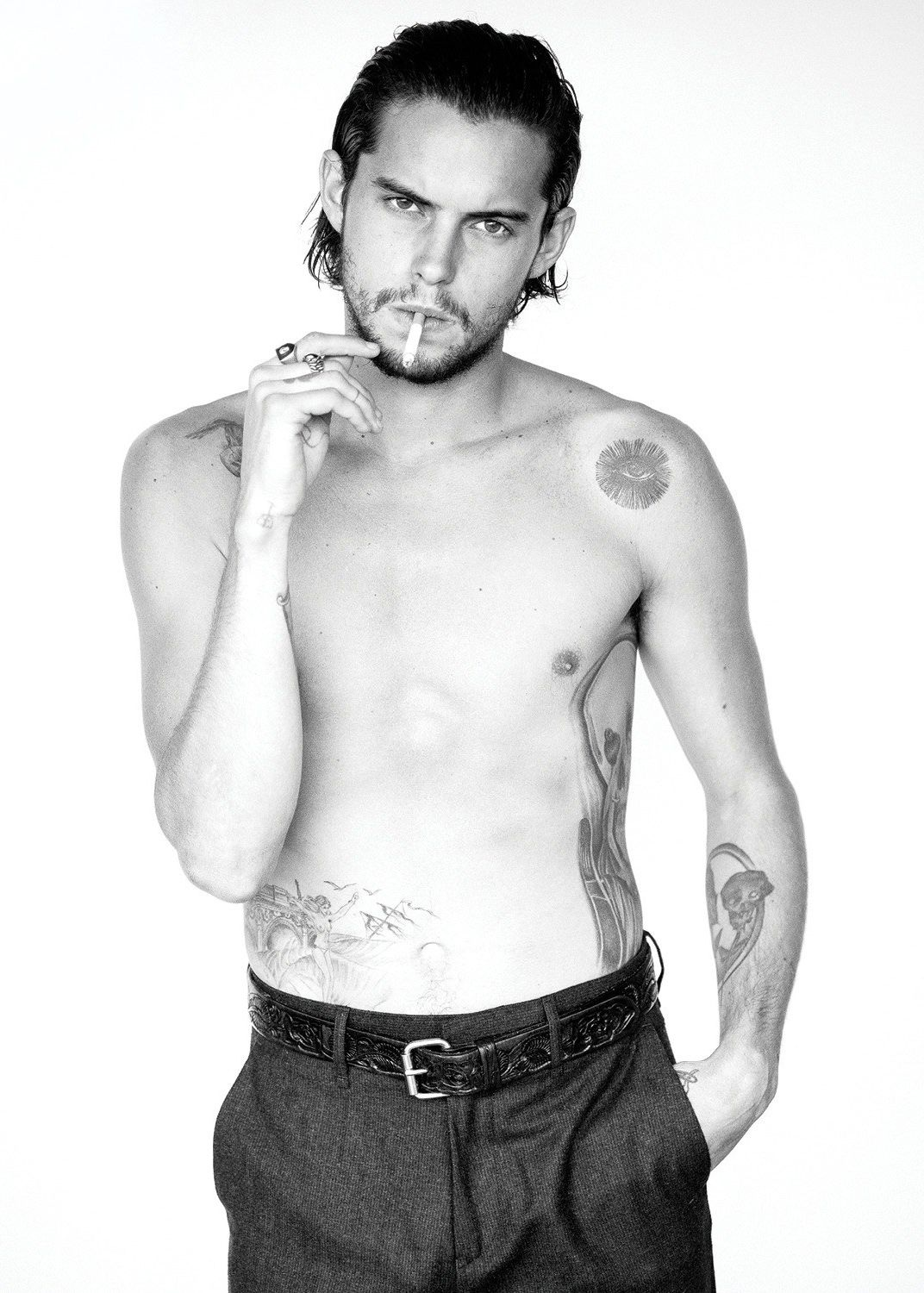 567b8424b03 Dylan Rieder for TransWorld SKATEboarding Mag
