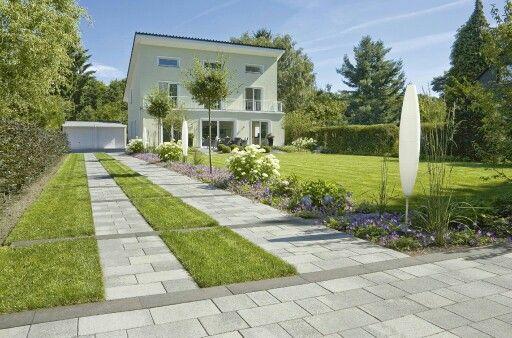 einfahrt pflastern terrasse hg pinterest einfahrt garageneinfahrt und zufahrten. Black Bedroom Furniture Sets. Home Design Ideas