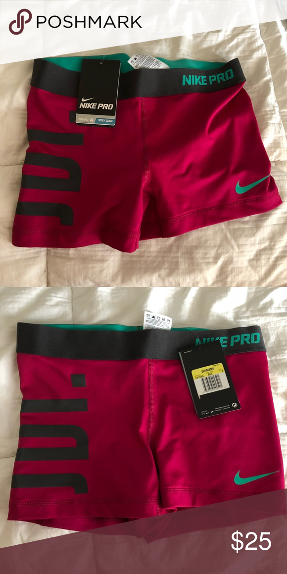 5b22231eef Women's Nike Pro shorts New with tags. Never worn. Nike Shorts | My ...