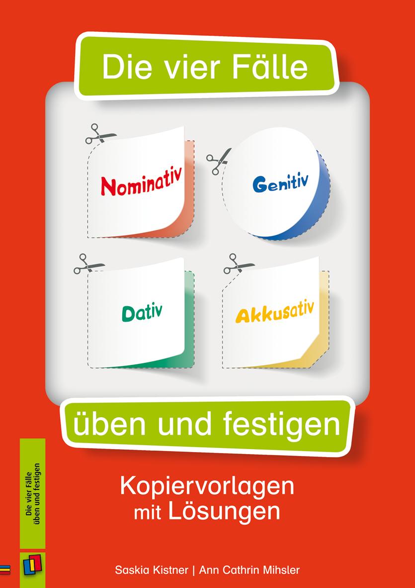 Die vier f lle nominativ genitiv dativ akkusativ ben und festigen ben for Genitiv deutsch lernen