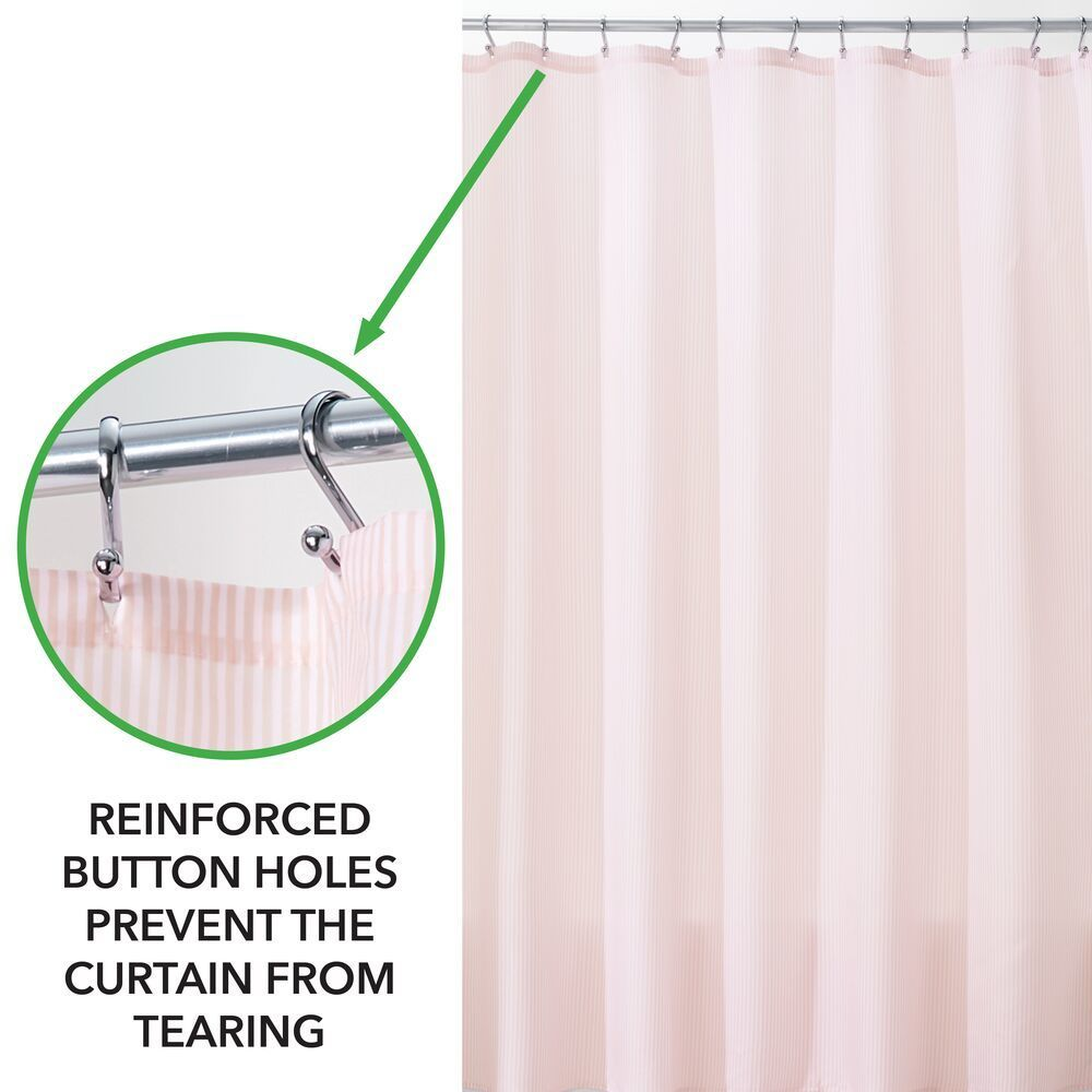 Fabric Shower Curtain Liner 72 X 72 In 2020 Fabric Shower