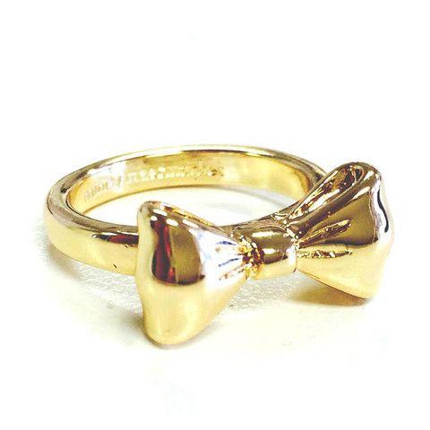 Bow Ring – Mindy Mae's Market