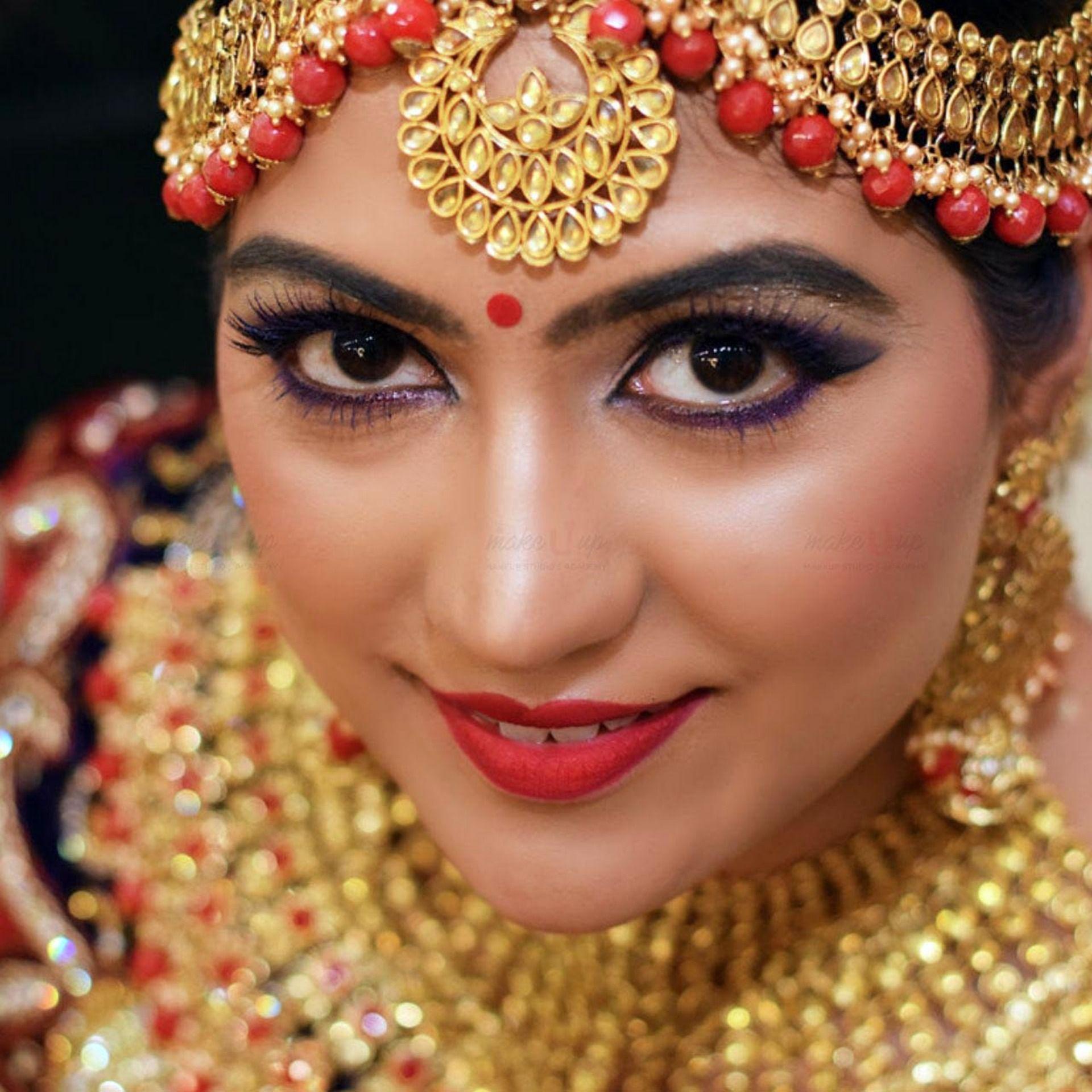 Indian bridal makeup in 2021 indian bridal makeup