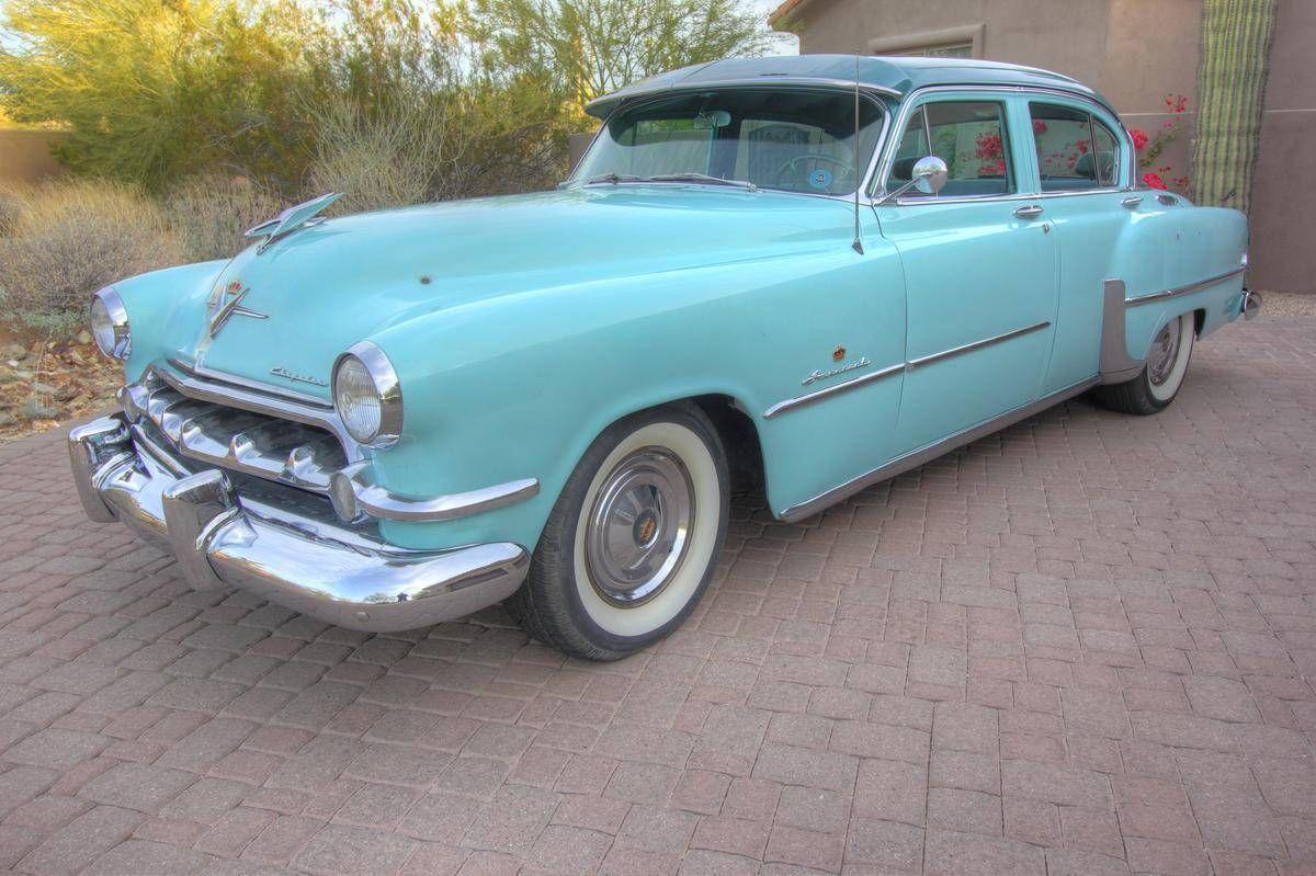 1954 Chrysler Imperial for sale #2022678 - Hemmings Motor News | Old ...