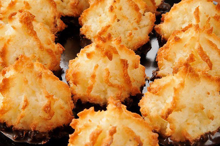 Kokosmakronen – das köstlich leichte Gebäck aus Eischnee