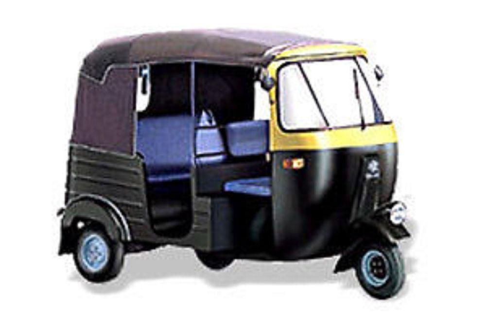 Tuk Tuk Bajaj Auto Taxi 3 Wheeler Soft Canopy Roof Top Hood Cover