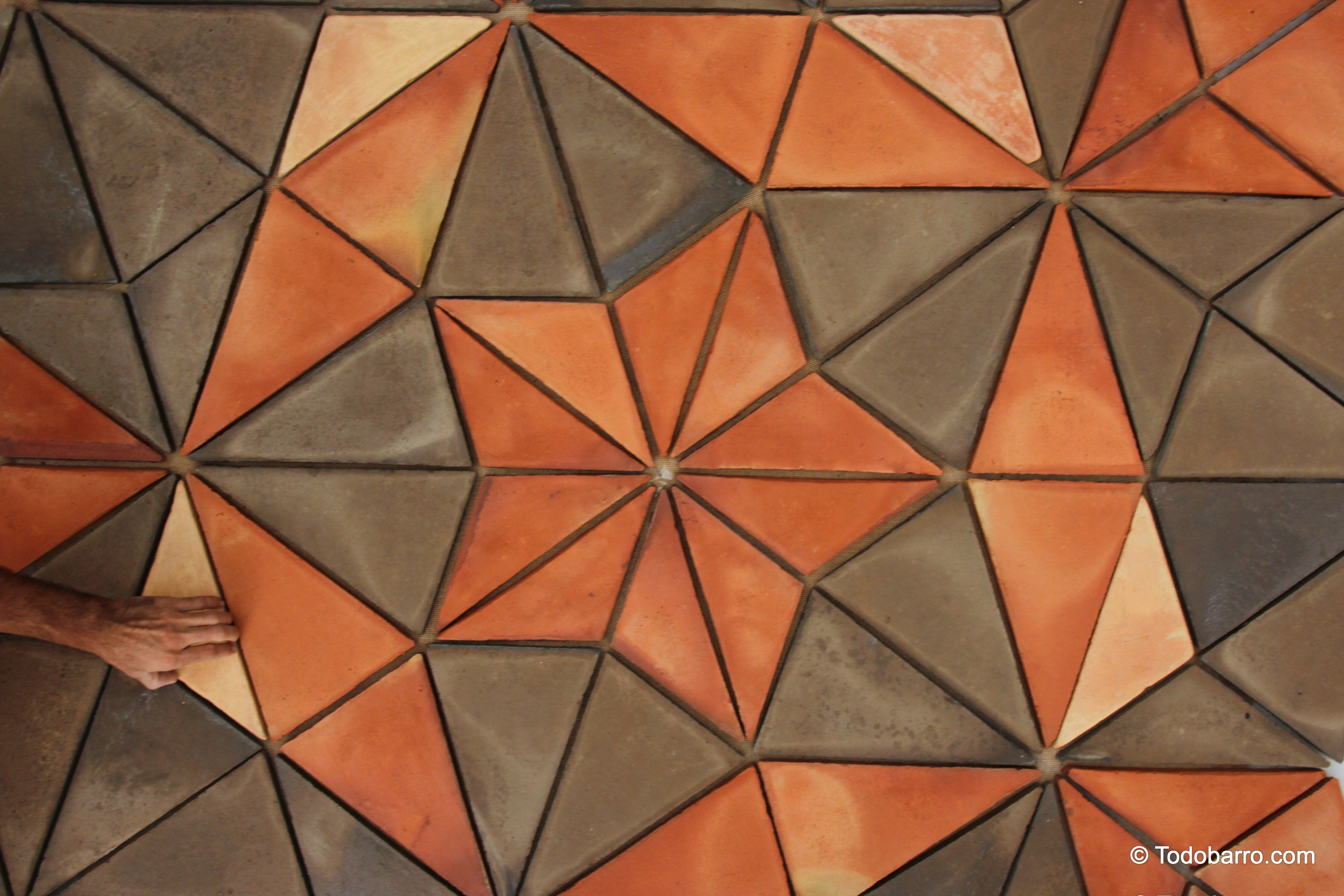 Teselado de penrose spanish terracotta floor tiles todobarro teselado de penrose spanish terracotta floor tiles dailygadgetfo Images