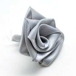 A very easy to follow tutorial on making ribbon roses.
