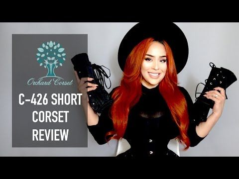 d4faa364631 C-426 Short Orchard Corset Review ⌛ - YouTube with Kelly Lee Dekay