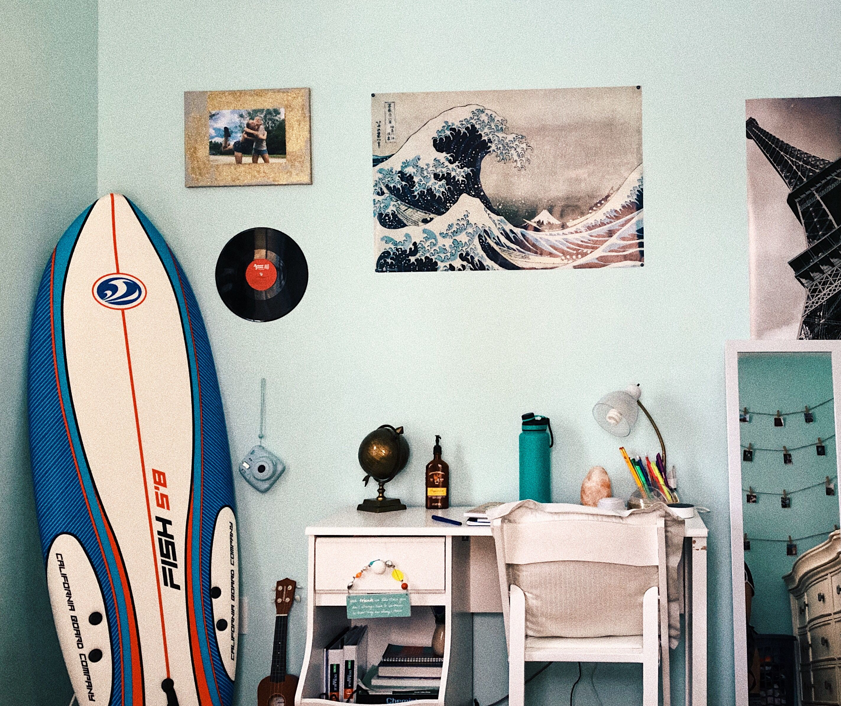 Surf Style Room Surf Room Decor Surf Room Beachy Room