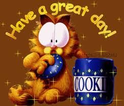 Image Result For Garfield Good Morning Wishes Happy Birthday Greetings Garfield Garfield Pictures