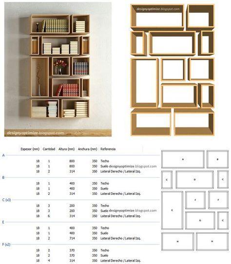 Construir Biblioteca De Cubos Irregulares