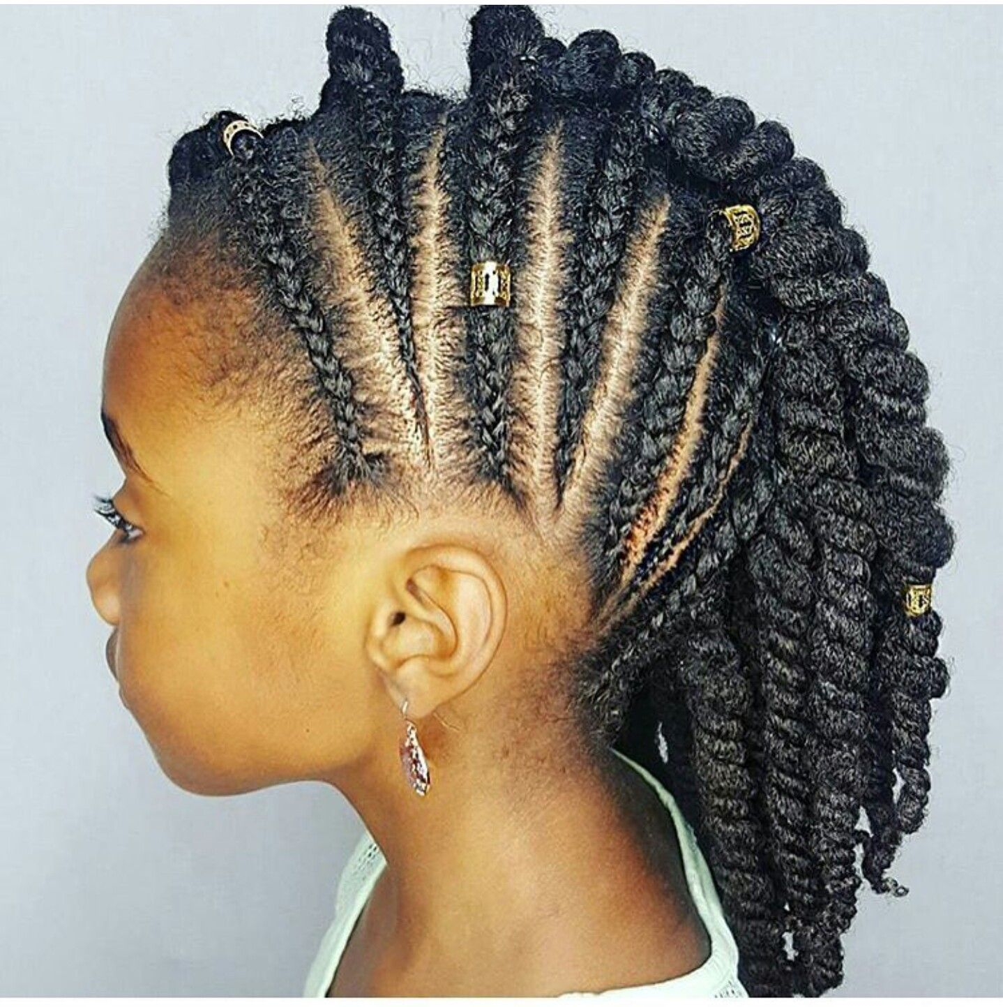 Pin by makeup for black women on naturalistas pinterest hair