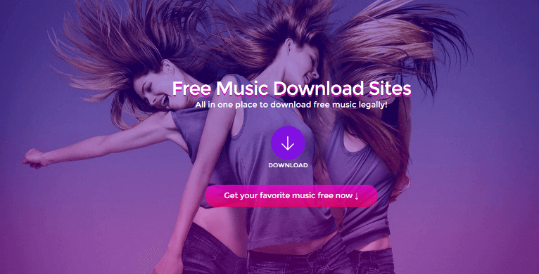 music downloading websites for android