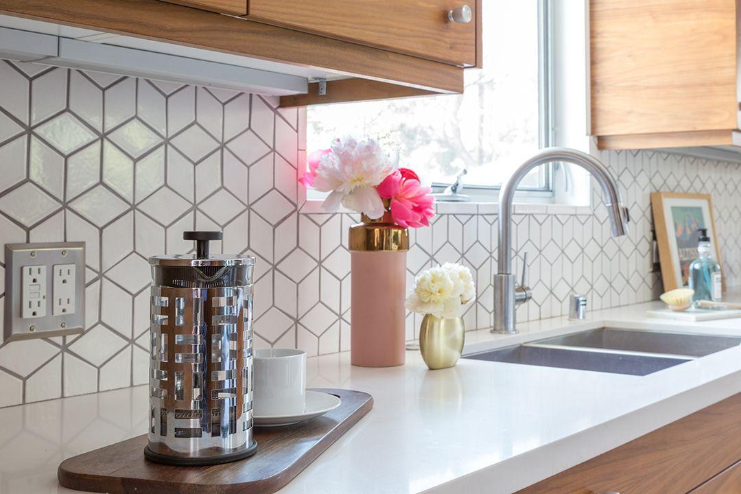 Best Mid Century Modern Kitchen Renovation Avs Home Kitchen 400 x 300