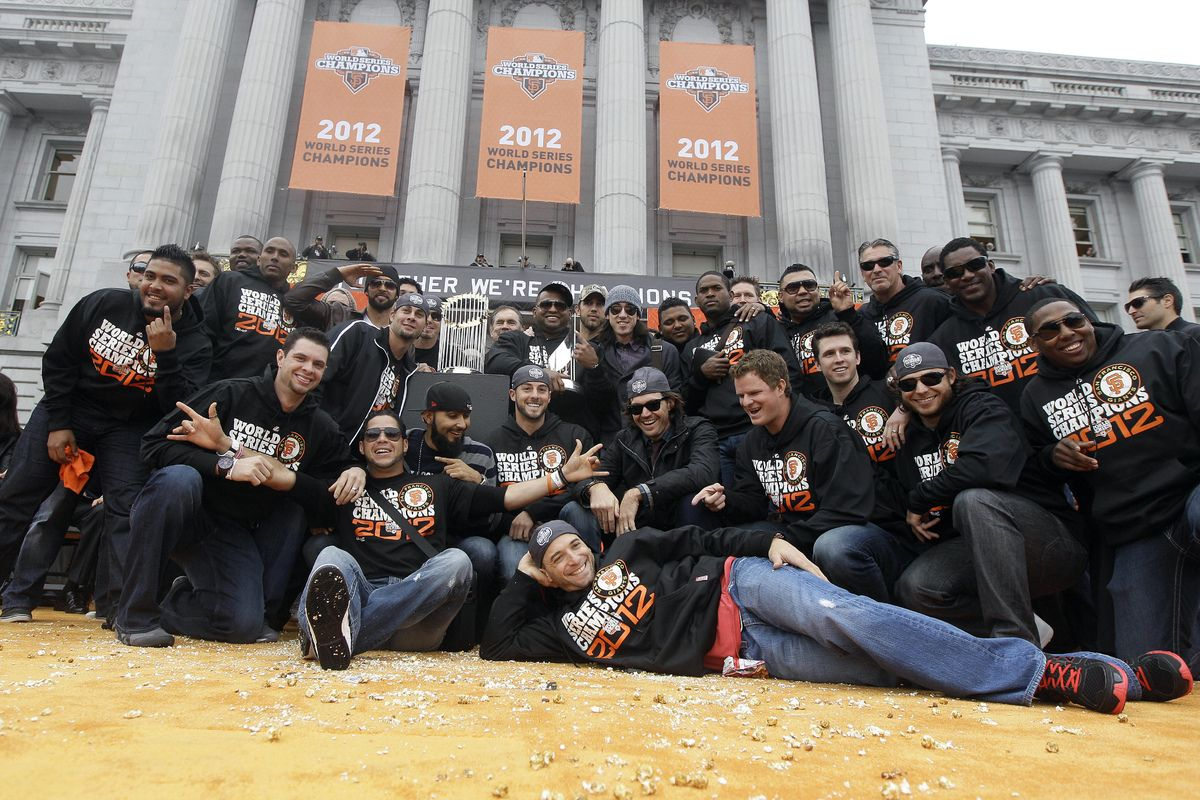 Submit Your Own Photos From The Giants Parade San