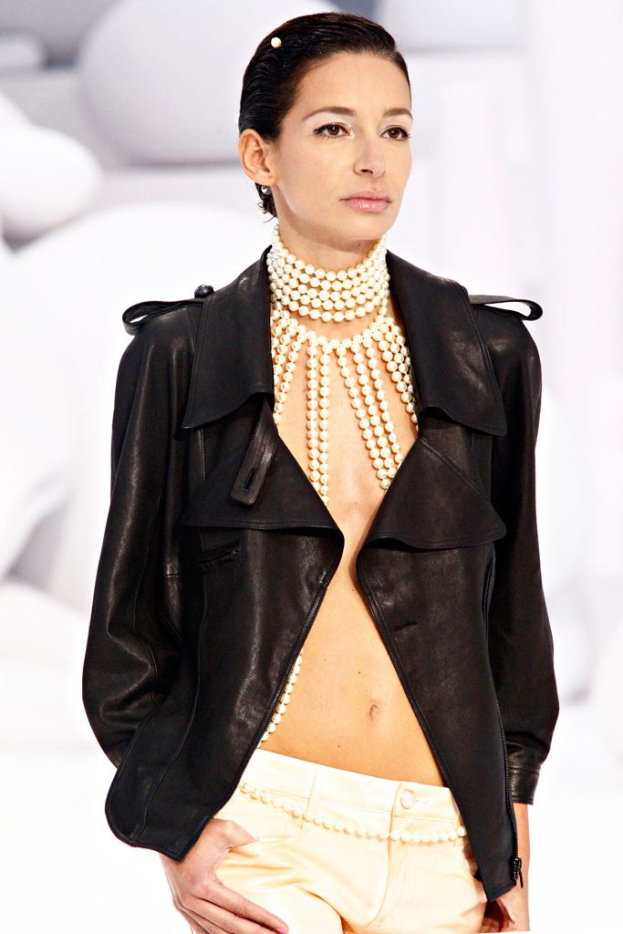 {Chanel | Spring 2012 Ready-To-Wear} Love.
