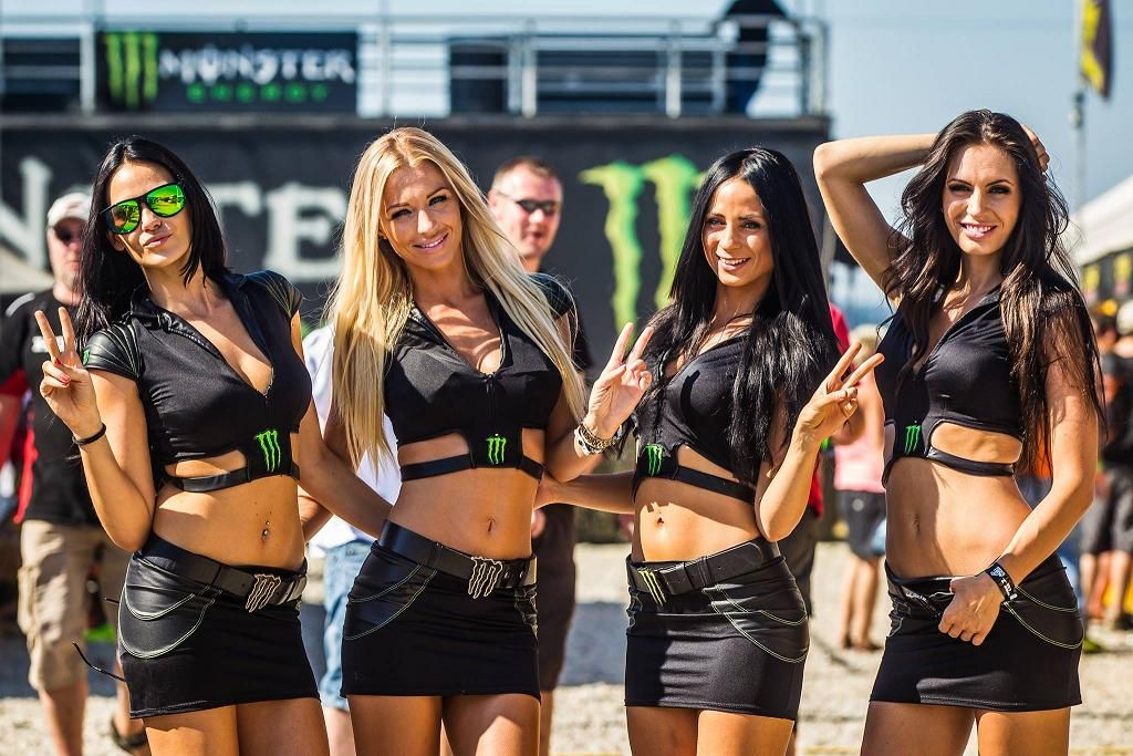 Monster Energy Girls Monster Energy Girls Pinterest