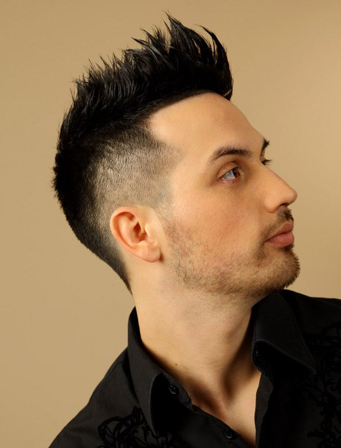 Spiky Skin Fade Haircut Is Your New Best Friend. [Skin Fade Haircut Insider]