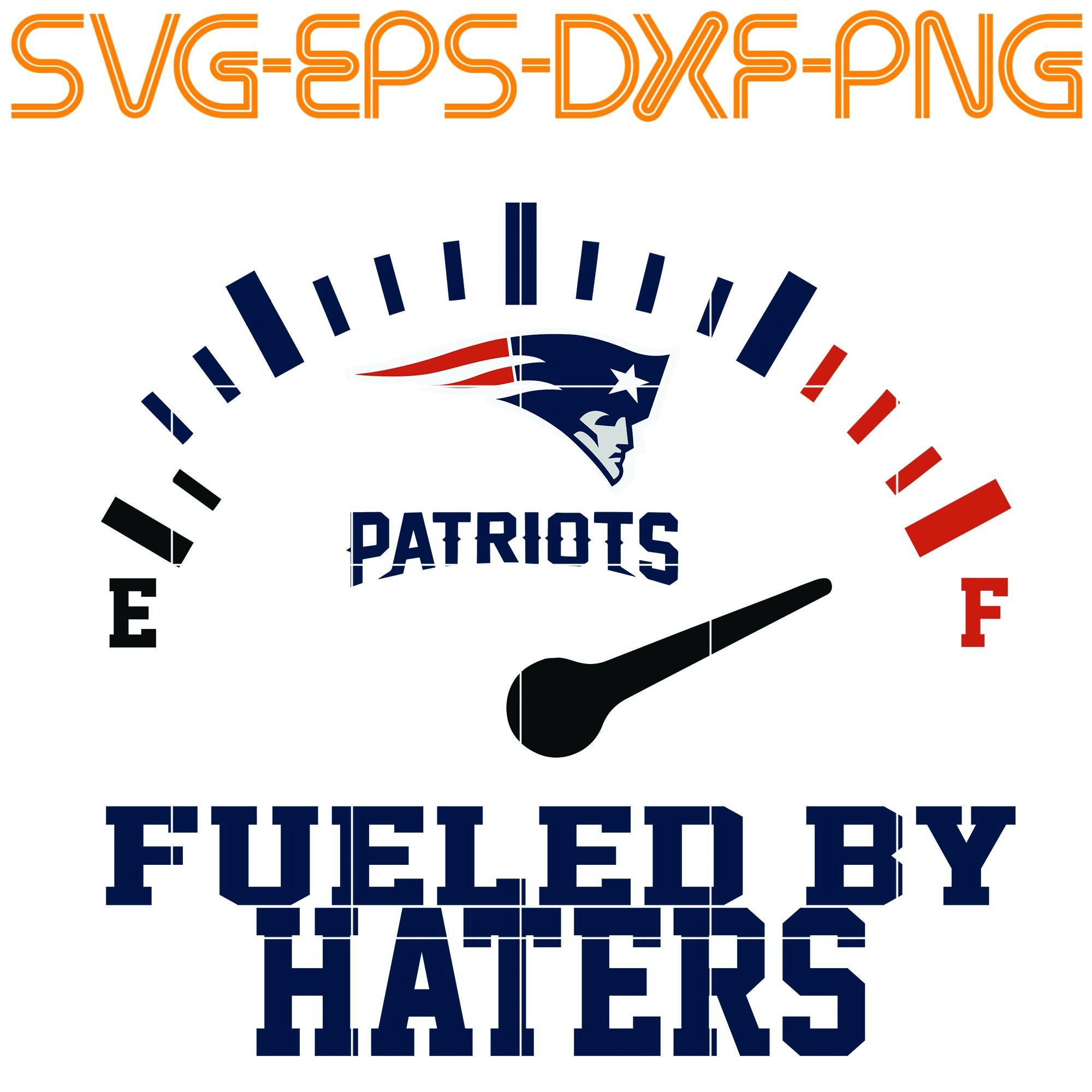 Ghim Trên New England Patriots SVG, PNG, EPS, DXF, Digital