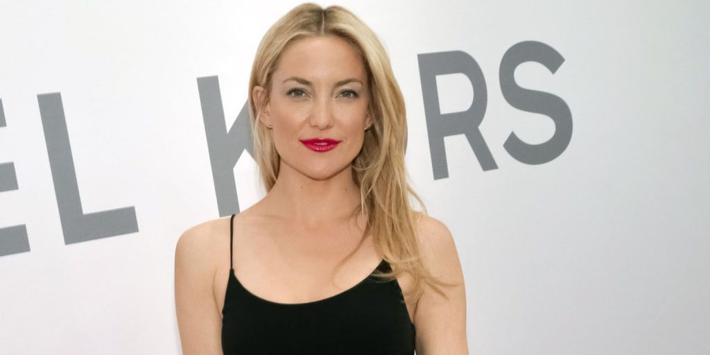 Kate Hudson nails two looks in one day at New York Fashion Week ...