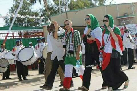 Hargeisa ,Somaliland festival 18 May
