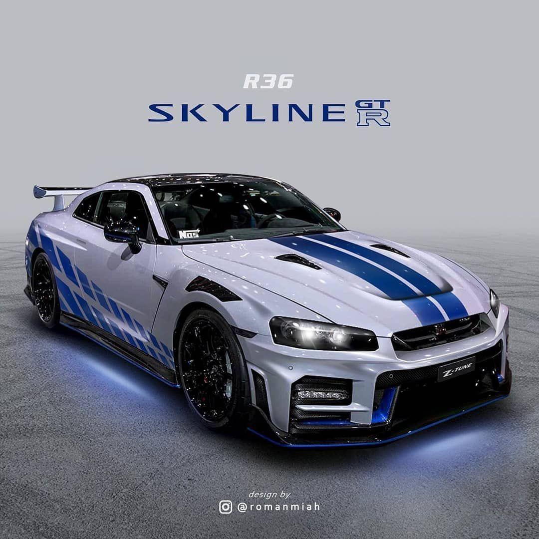Carinstagram On Instagram A Legendary Name Returns 2021 R36 Nissan Skyline Gtr Nismo Concept By Romanmi Tuner Cars Nissan Skyline Nissan Gtr Nismo