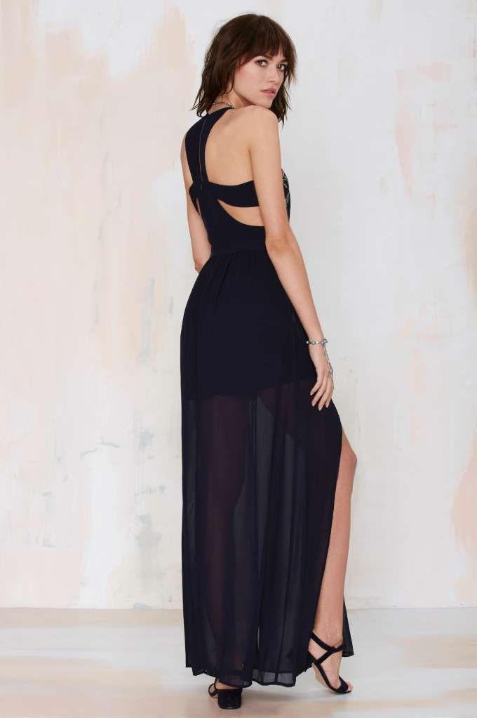 8dc77b7b88 Glamorous Rosita Maxi Dress - Midi + Maxi
