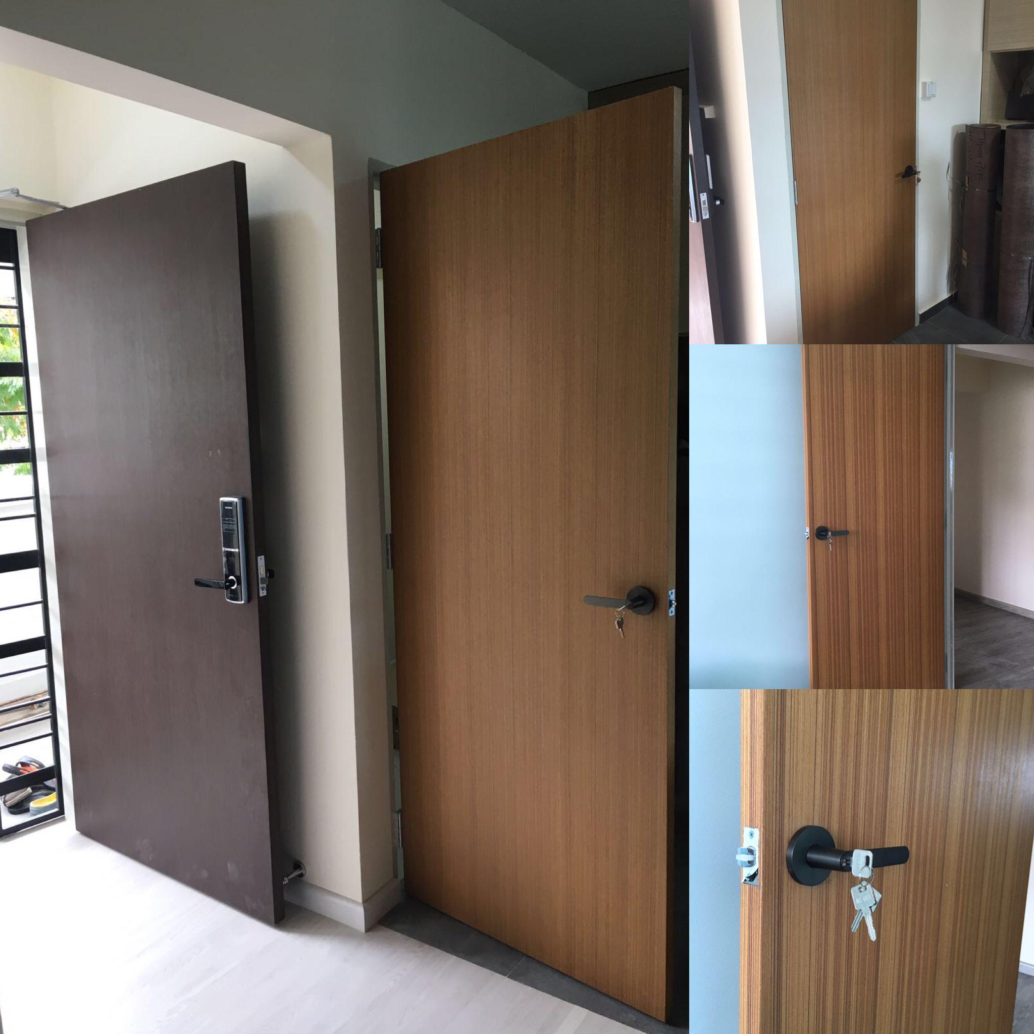 Hdb Doors & Hdb Bto Doors