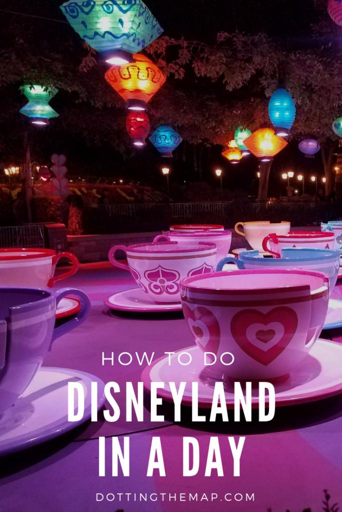Photo of Wie man Disneyland an einem Tag macht | Punktieren Sie die Karte