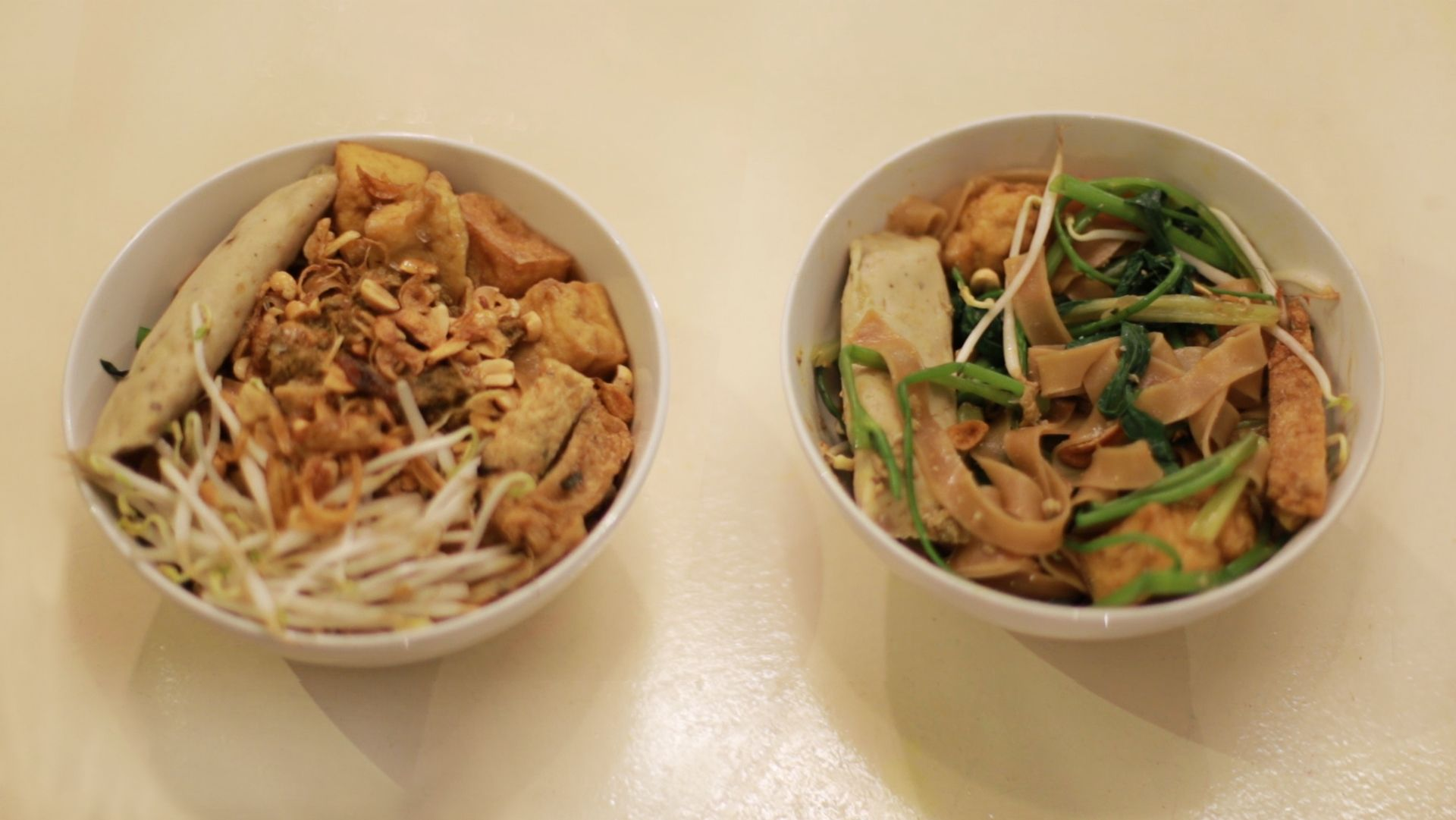 Vietnamese Dried Brown Noodle with River-Crab