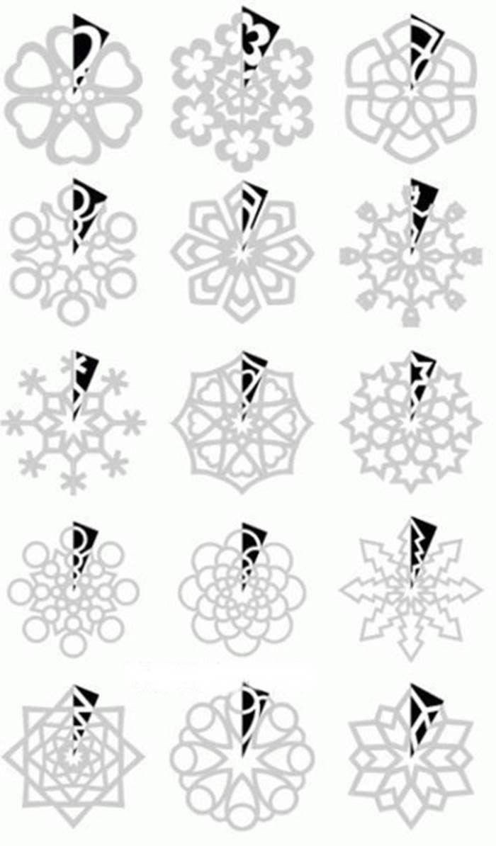 Snowflake Templates Follow Us On Facebook Facebook