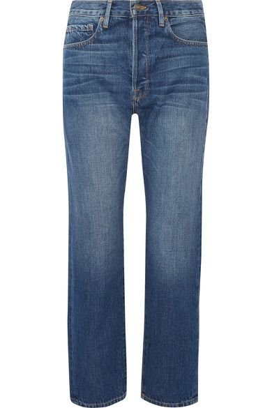4d2a395d57d Blue denim Partially concealed button fastenings along front 100% cotton  Machine wash Designer wash  NimesLarge to size. See Size   Fit notes.