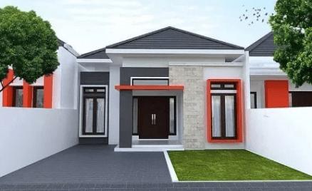 50 Contoh Rumah Minimalis Sederhana Model Terbaru 24 Desain Rumah Minimalis Rumah Minimalis Rumah Desain Eksterior