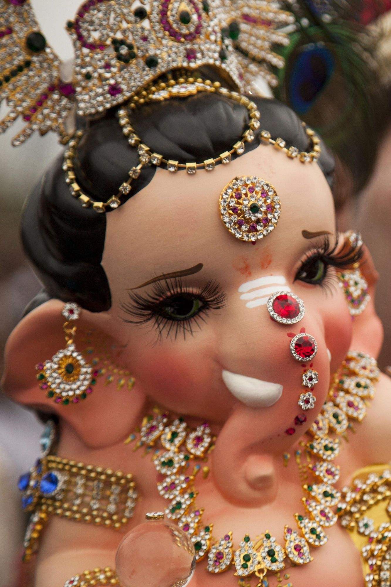 Cute Ganesha Baby Ganesha Happy Ganesh Chaturthi Ganesh Chaturthi Images