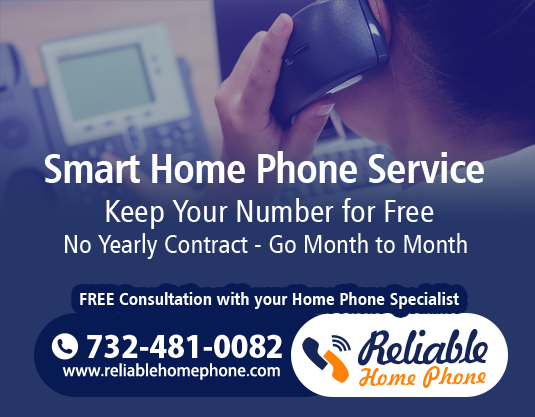 Landline Phone Service >> Reliable Home Phone Provider In Usa With Crystal Clear