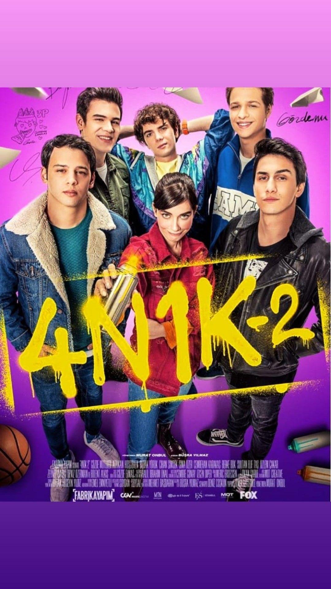 4n1k 2 Film Sinema