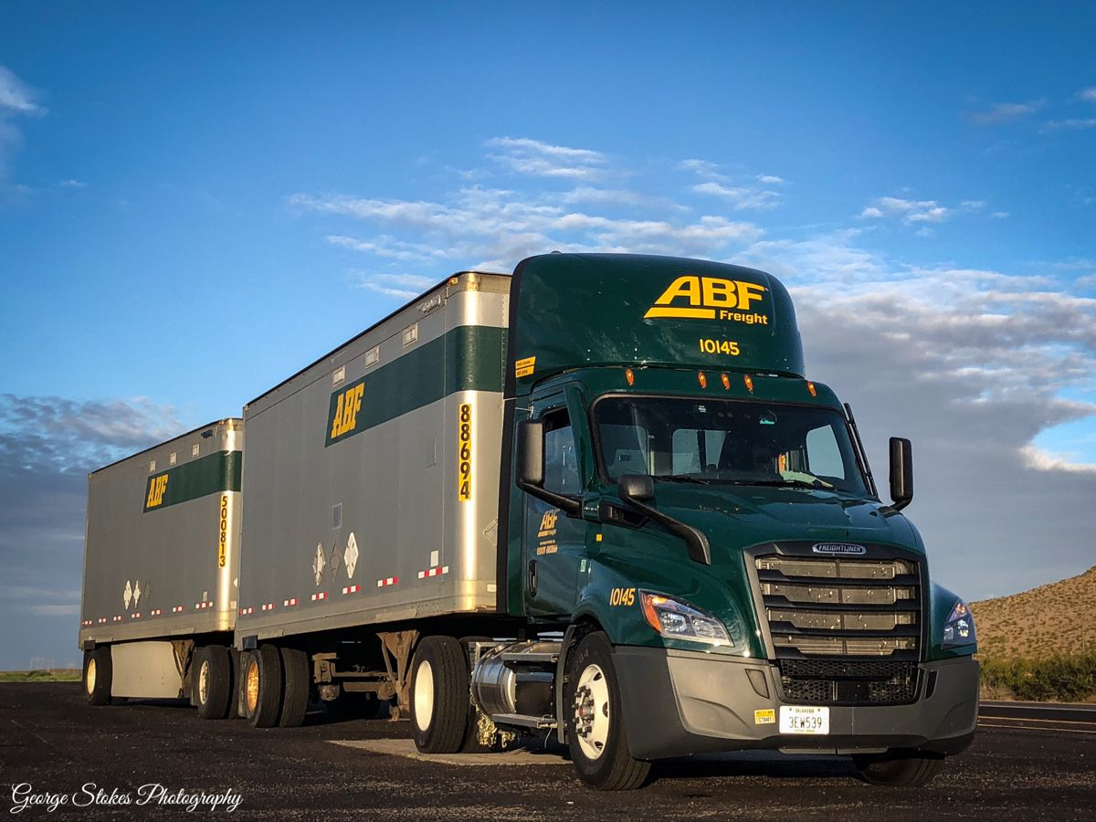 Abf Freight 2021 Freightliner Cascadia Freightliner Freightliner Cascadia Big Trucks