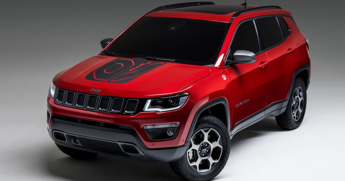 Jeep Is Showing Off Its First Three Plug In Hybrids At Ces This Week Jeep Jeep Compass Jeep Wrangler