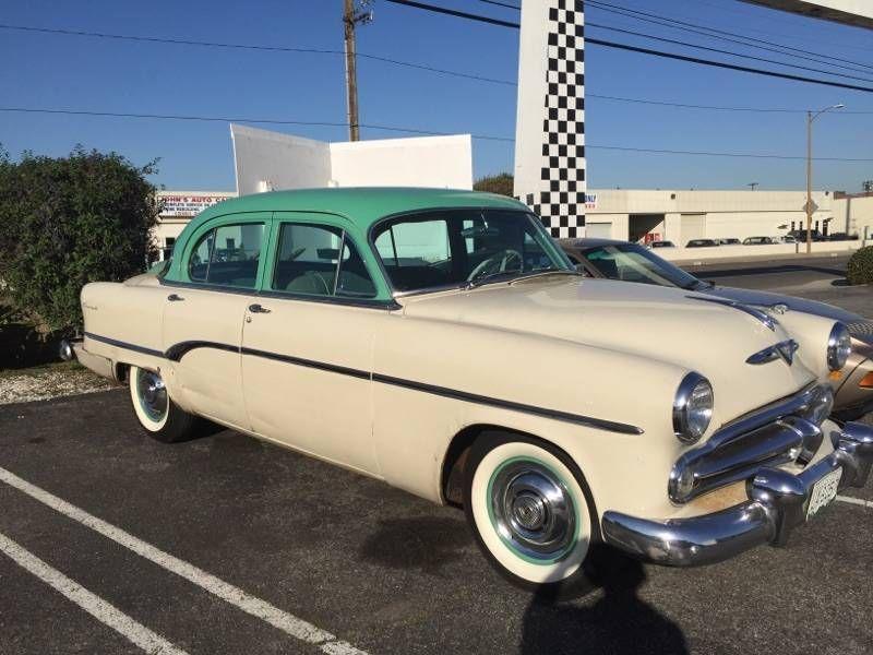 155 best dodge 1950 1955 images on pinterest old school cars 1954 dodge coronet 4 door sedan publicscrutiny Gallery
