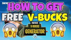 fortnite hacks free v bucks