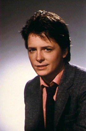 Michael J Fox Album Du Fan Club Futuro